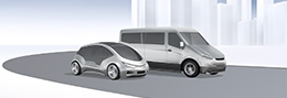 Passenger cars and light commercial vehicles